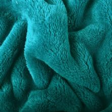 Turquoise Cuddle Fleece 150cm Wide